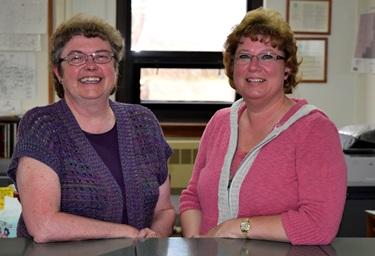 Susan & Sharon